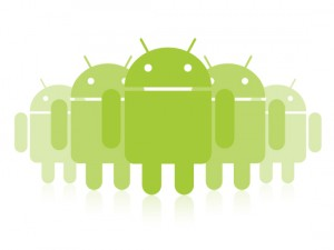 Here come the Android Apps